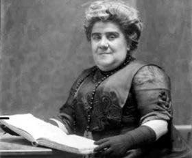 """Matilde Serao, la """"signora"""" del giornalismo italiano!"""
