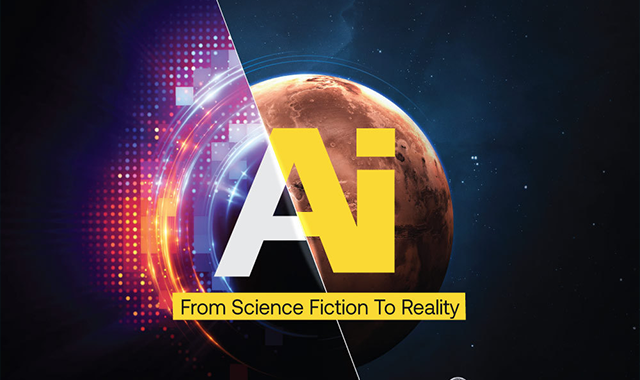 I: From Science Fiction To Reality #infographic