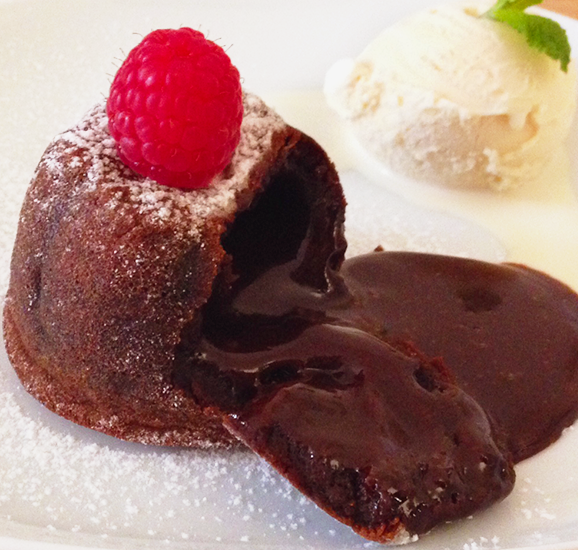 Easy Lava Cake Recipe Cocoa Powder