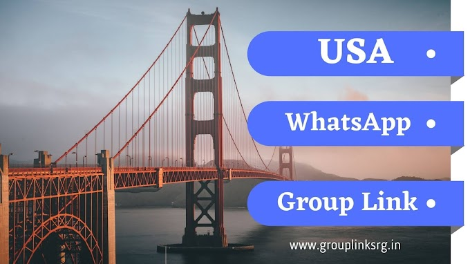 500+ Active USA WhatsApp Group Link- Join Now