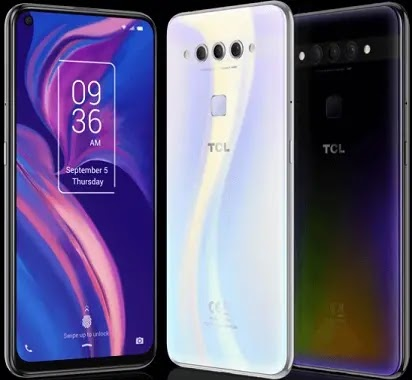 السعر الرسمي ومواصفات هاتف TCL Plex تي سي ال بلكس