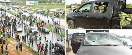 Protest In Abuja As Army Kills Shiites Members