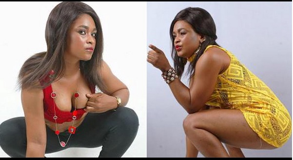 'I Can't Marry Because I Took A Blood Oath With My Ex – Actress Sylvia Ukaatu Confesses