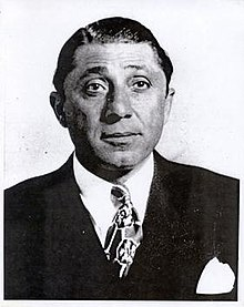 Frank Nitti grew up in the Capone family's  neighbourhood in Brooklyn, New York