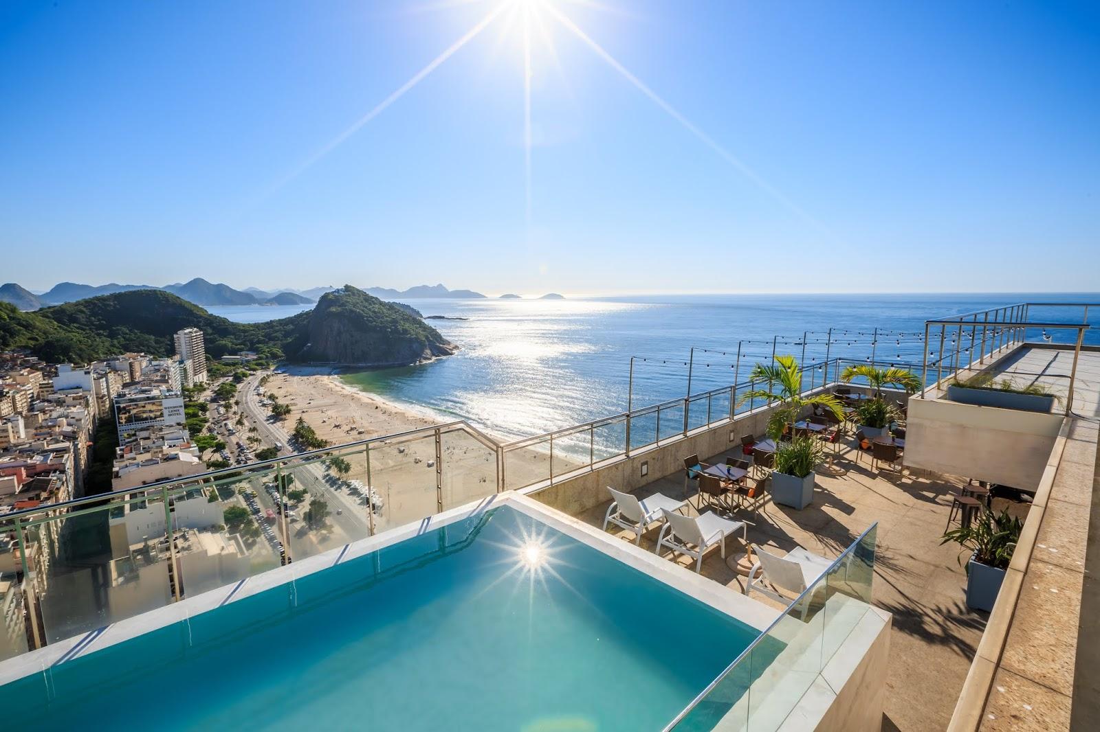 Hilton Rio de Janeiro Copacabana Hotel