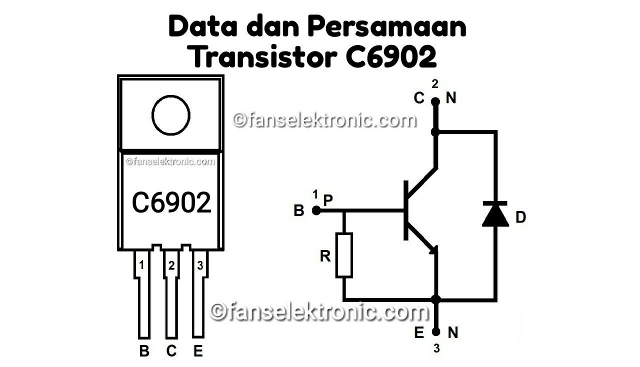 Persamaan Transistor C6902