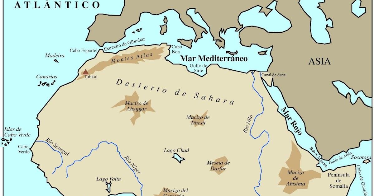 Golfo De Sirte Mapa.Lengua Castellana Y Ciencias Sociales 4º Diversificacion