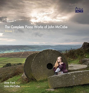 The Complete Piano Works of John McCabe, Volume 1
