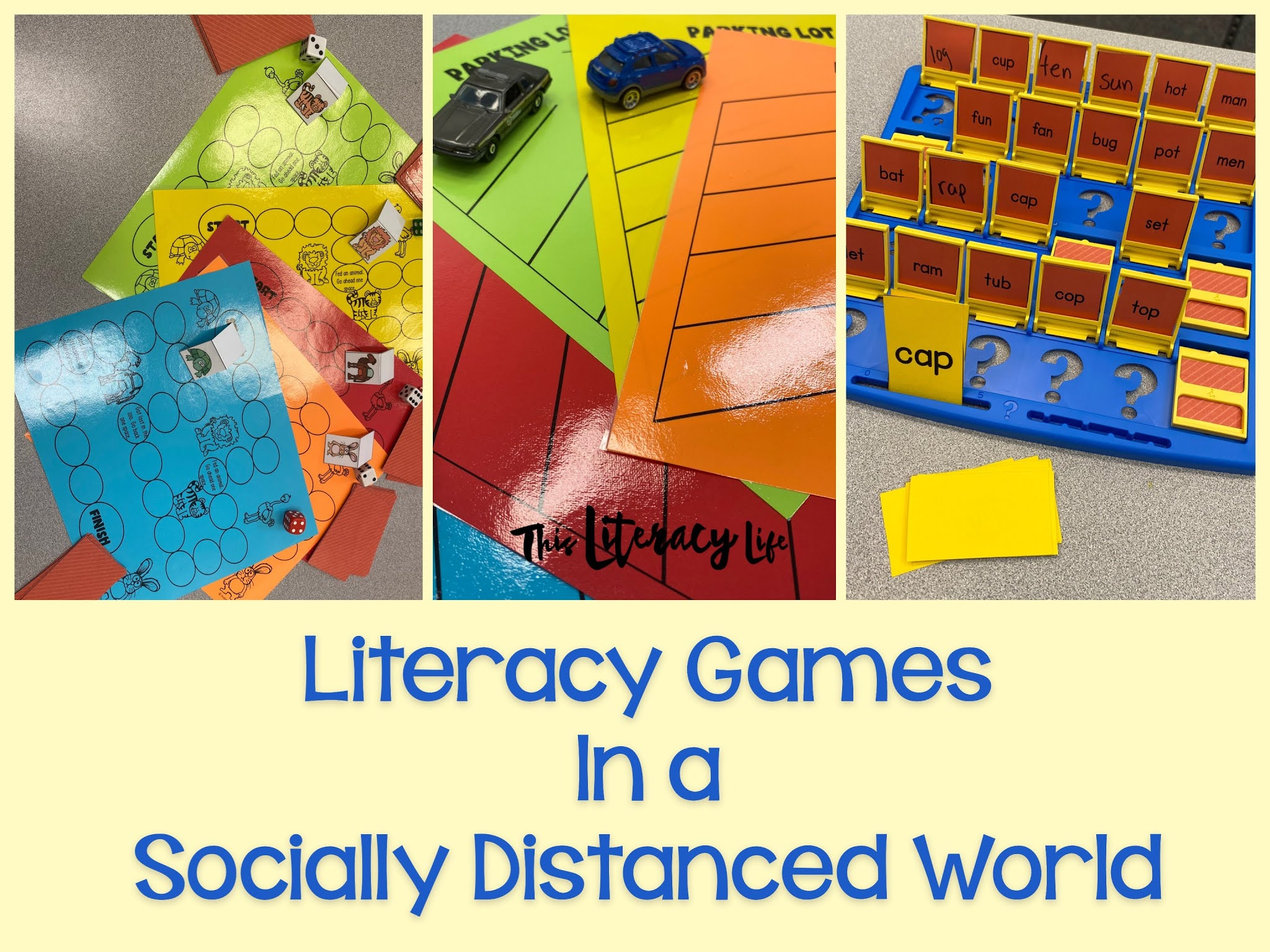 Using games in the classroom my look different, but there are ways to do it in our socially distanced world.