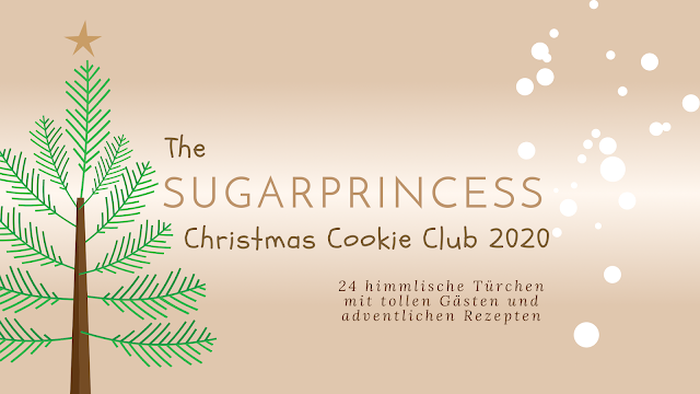 The Sugarprincess Christmas Cookie Club 2020