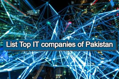 Top 15 Best it companies in Pakistan