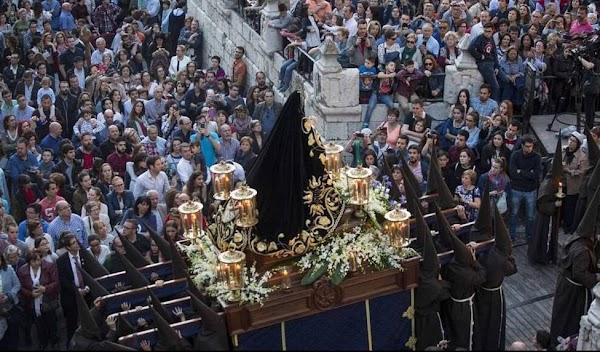 Cinco nuevas procesiones para la tarde del Jueves Santo en Valladolid