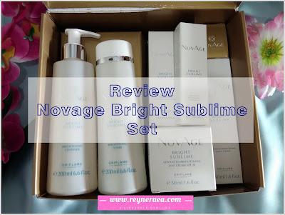 artikel populer reyneraea review Novage sublime