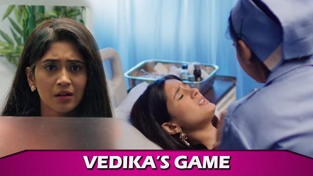 Mission EXPOSE : Vedika refuses to divorce Kartik Naira tensed in Yeh Rishta Kya Kehlata Hai