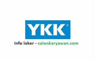 Lowongan Kerja PT YKK Zipper Indonesia
