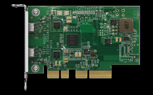 QNAP Lança Placa de Expansão com Duas Portas Thunderbolt™ 3 para NAS TVS-h1688X e TVS-h1288X