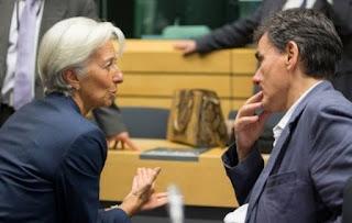 Ολοκληρώθηκε η συνάντηση Τσακαλώτου - Λαγκάρντ: Tι συζήτησαν για το ελληνικό χρέος