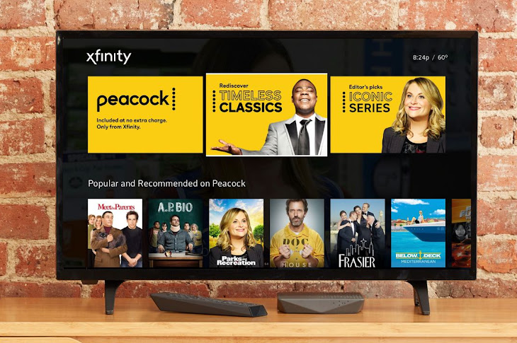Peacock Is Now Available On Samsung Smart TV's