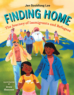 Book cover of Finding Home by Jen Sookfong Lee