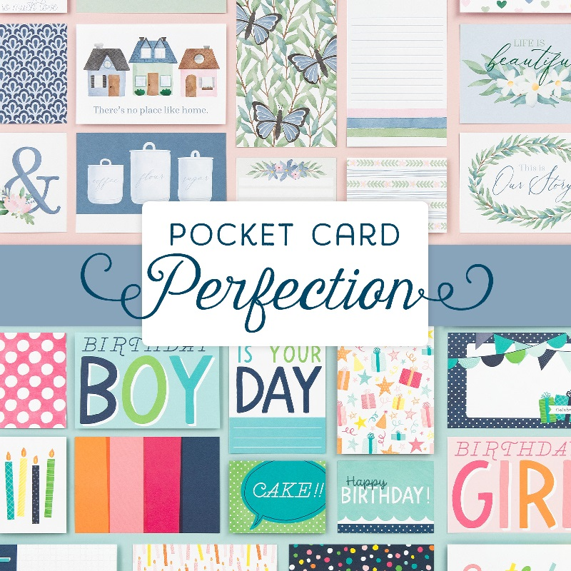 CTMH Pocket Card Perfection Sale