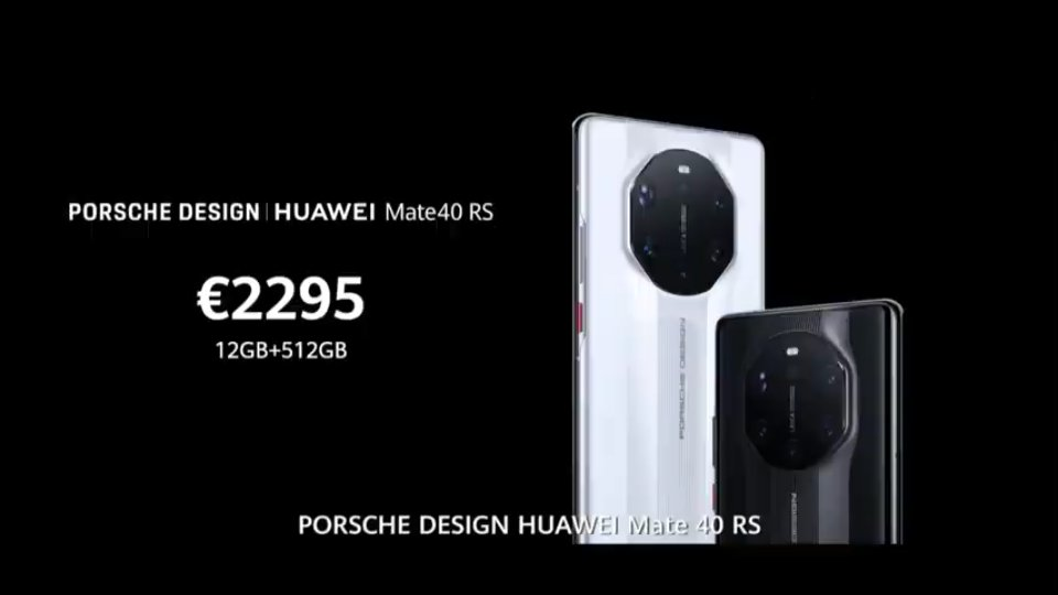 Huawei Mate 40 Series Price List & Color