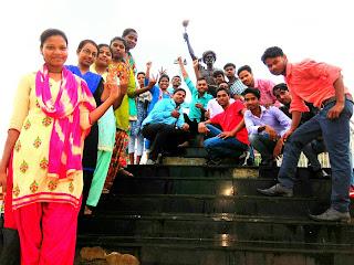 Paris Youth Association Hazaribagh Bay Thak Co Tour Program