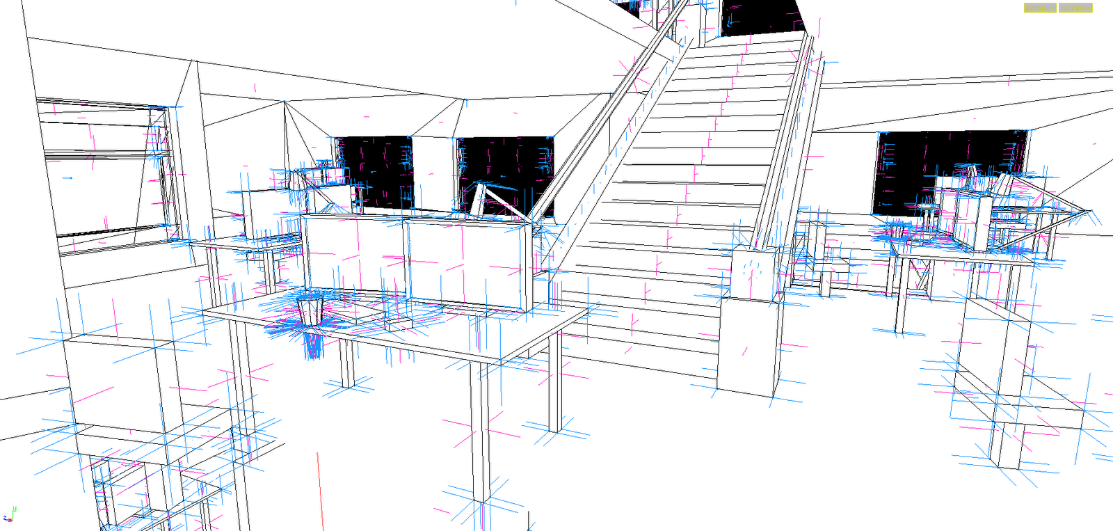 procedural interiors and building design  | Freek Hoekstra