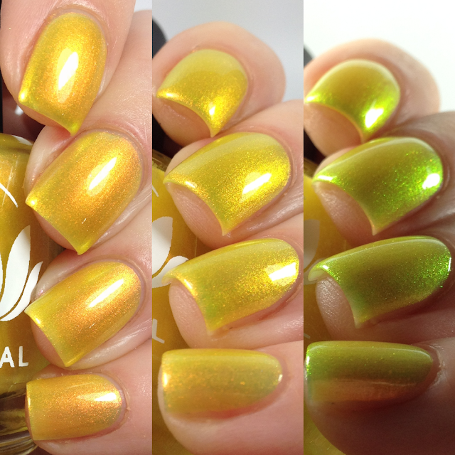Ethereal Lacquer-Banana