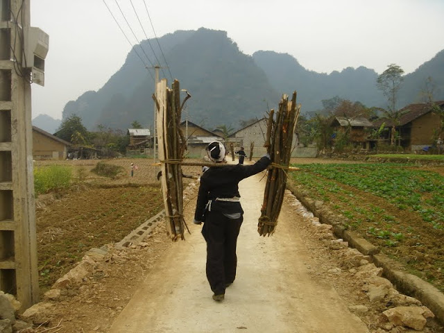 Photo par Tran Thi Mong Hong à Cao Bang