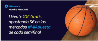 william hill Promo Semifinales Mundial Baloncesto 2019