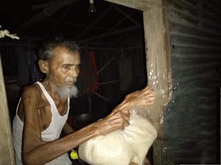 গুলবাগপুর গ্রামের শাহাজাহান আলী আর নেই