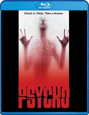Psycho (1998) Dual Audio Hindi 720p BluRay x264 900MB ESubs