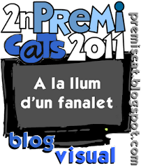 Premis C@ts 2011 cat. Visual