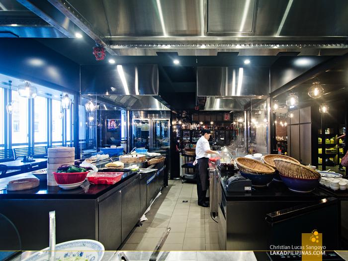 Pentahotel Hong Kong Kitchen