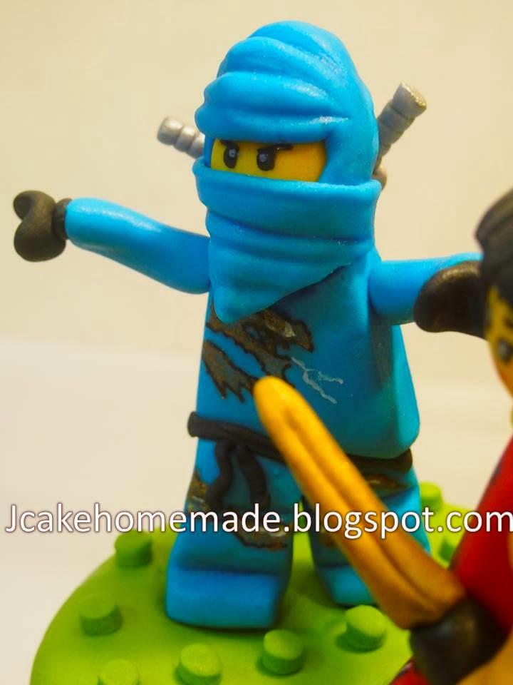Jcakehomemade: Lego Ninjago birthday cake