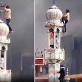 Biadab, Jadi Target Amuk Massa Masjid Di India Dibakar, 13 Orang Meninggal