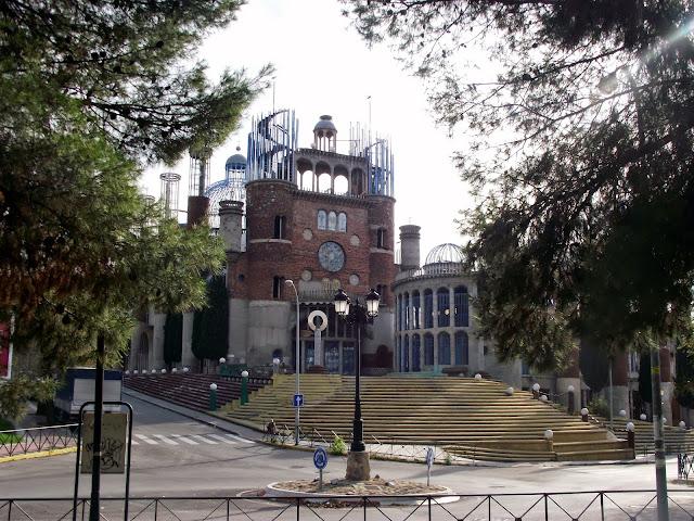 Catedral en Mejorada del Campo