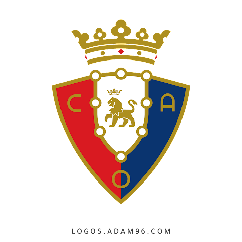 Osasuna Club Logo Original PNG Download - Free Vector
