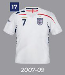 Full England Home Kit History 1966 2018 What S To Come In 2020 Footy Headlines