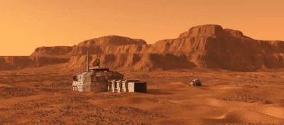 Έρευνα: Ο Άρης είναι πιο ακατοίκητος απο τους άλλους πλανήτες (φωτό)