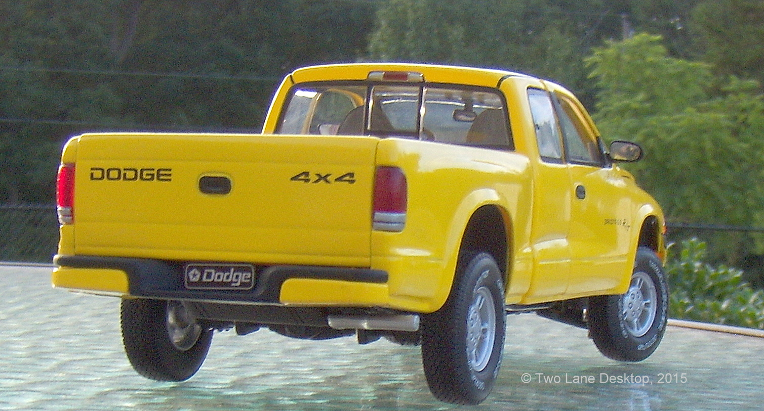 091 Anson 118 And 124 Dodge Dakota Rt Sport