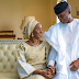 Osinbajo Send Lovely Message To His Wife, Dolapo After Sworn In For Second Term