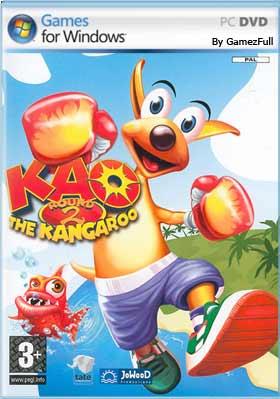 Kao the Kangaroo Round 2 PC Full Español