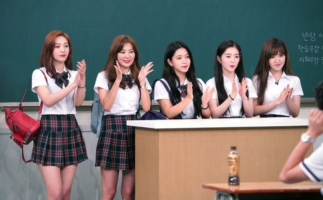 Red Velvet Knowing Bros 2017 Eng Sub