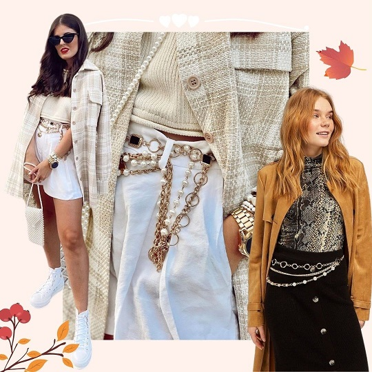 Chains Belt Fall Trends 2020