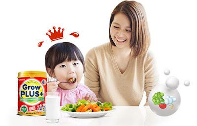 Những điều mẹ cần chú ý khi chọn sữa tăng cân cho con