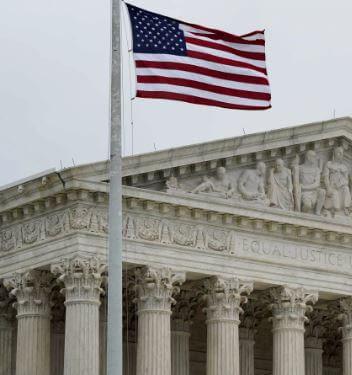 هل المحكمة العليا في الولايات المتحدة جمهورية أم ديمقراطية؟