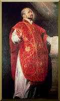 Saint Ignatius of Loyola -- by Peter Paul Rubens