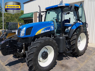 New Holland T6050 Elite Row Crop Tractor