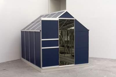 Artplastoc 142 la cabane dans l 39 art contemporain for Cube miroir habitat